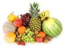 Frutas coloridas fotos de stock