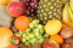 Frutas coloridas Imágenes de archivo libres de regalías