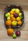 Frutas com vitamina C Fotografia de Stock