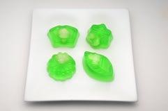 Frutas da geléia Imagem de Stock