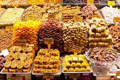 Frutas da mistura Foto de Stock Royalty Free