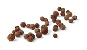 Frutas da pimenta da Jamaica Imagens de Stock