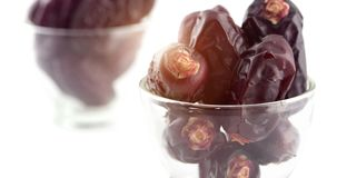 Frutas da tâmara secada vídeos de arquivo