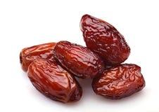 Frutas da tâmara Imagem de Stock Royalty Free