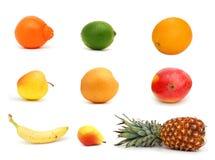 Frutas da vitamina Fotografia de Stock