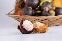 Frutas de Asia Imágenes de archivo libres de regalías