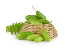 Frutas de Bilimbi de Asia sudoriental Foto de archivo libre de regalías