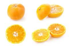 Frutas de la clementina foto de archivo libre de regalías