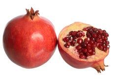 Frutas de la granada Imagen de archivo libre de regalías