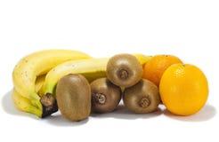 Frutas de la mezcla Imagen de archivo libre de regalías