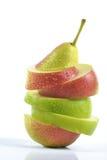Frutas de la rebanada Imagenes de archivo
