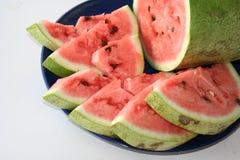 Frutas de la sandía Fotos de archivo libres de regalías