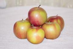 Frutas de las manzanas Fotografía de archivo libre de regalías