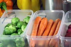 Frutas de las verduras frescas Imágenes de archivo libres de regalías
