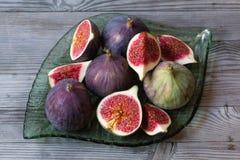 Frutas de los higos Fotos de archivo