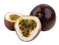 Frutas de paixão imagens de stock royalty free