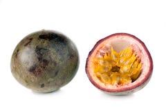 Frutas de paixão foto de stock
