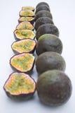 Frutas de pasión Foto de archivo libre de regalías