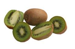 Frutas de quivi Fotografia de Stock Royalty Free