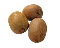 Frutas de quivi Imagens de Stock