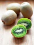 Frutas de quivi frescas Foto de Stock Royalty Free