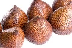 Frutas de Salak imagen de archivo