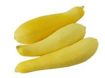 Frutas de Zuchini Imagen de archivo libre de regalías