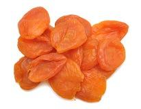 Frutas del albaricoque secado Foto de archivo libre de regalías