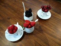 Frutas del bosque Imagen de archivo