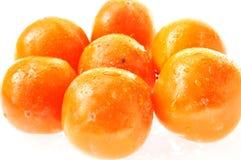 Frutas del caqui Imagen de archivo