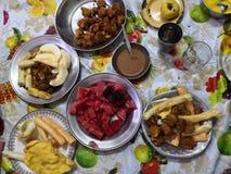Frutas del kareem del Ramad?n fotos de archivo libres de regalías