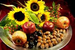 Frutas del otoño Fotografía de archivo libre de regalías