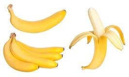 Frutas del plátano Foto de archivo