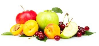 Frutas del verano Fotografía de archivo
