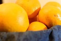 Frutas deliciosas, con las porciones de jugo fotos de archivo