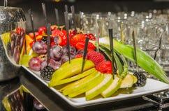 Frutas deliciosas del verano Fotografía de archivo