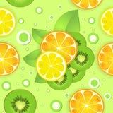 Frutas do fundo Fotografia de Stock Royalty Free