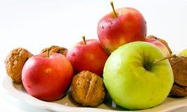 Frutas do outono foto de stock royalty free