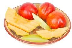 Frutas do verão imagem de stock royalty free