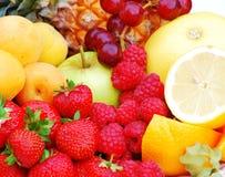 Frutas do verão Foto de Stock Royalty Free