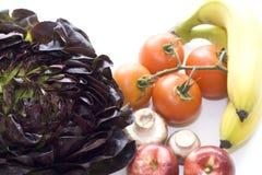 Frutas e legumes 2 fotos de stock