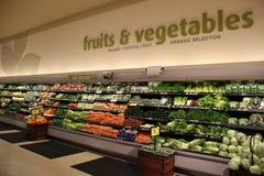 Frutas e legumes Imagens de Stock Royalty Free
