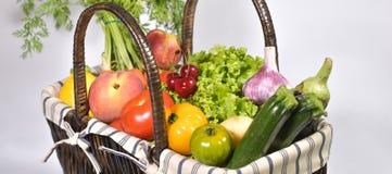 Frutas e legumes Foto de Stock