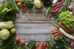 Frutas e legumes frescas do mercado dos fazendeiros imagem de stock royalty free