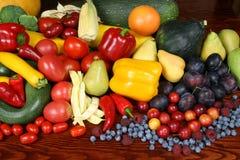 Frutas e verdura. Fotos de Stock