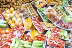 Frutas e verdura Fotografia de Stock Royalty Free