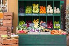 Frutas e verdura orgânicas frescas Fotos de Stock