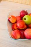 Frutas en el bown foto de archivo libre de regalías