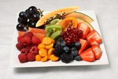 Frutas estacionales Foto de archivo