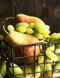 Frutas estacionales Fotografía de archivo